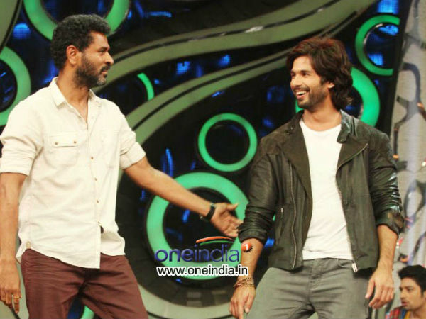 Shahid Kapoor says shooting action and dance sequences for 'R... Rajkumar' was so tough