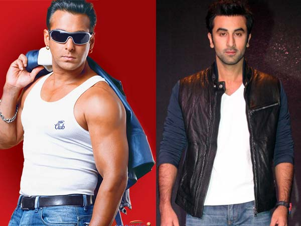 Salman Khan made fun of Ranbir Kapoor's Besharam