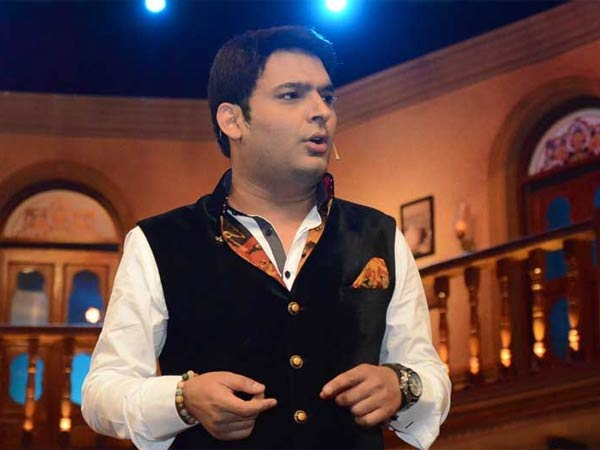Kapil Sharma is engaged to Gini