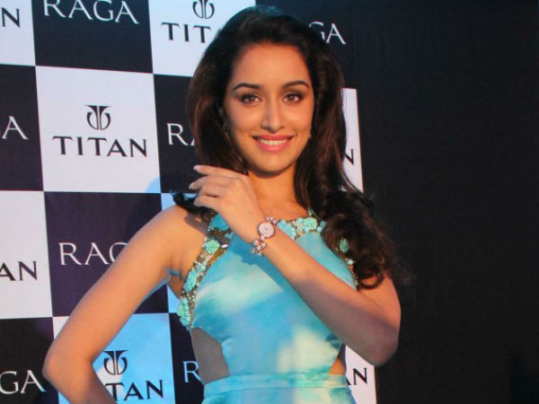 Shraddha Kapoor learns bike-riding for Villain