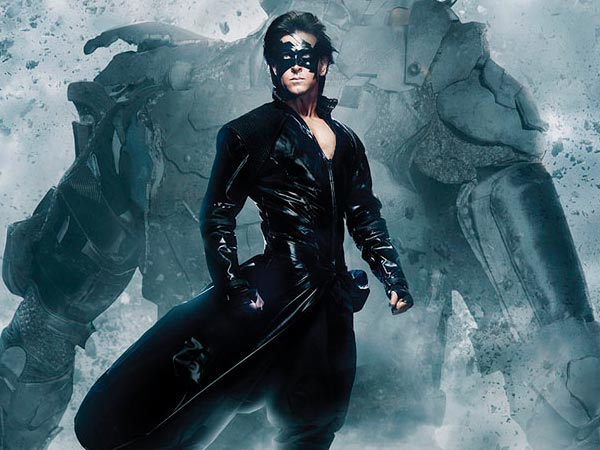 Hrithik Roshan's Krrish 3 Tangled In Copyright Issue, Hearing Today