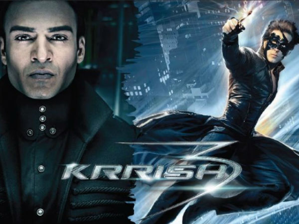 Hrithik Roshan: I wanted to play the role of villain in Krrish 3