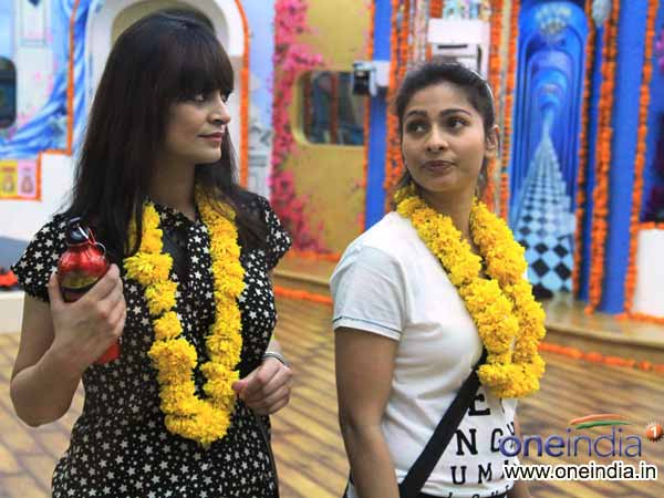 Candy Brar herself wanted to come out from Bigg Boss 7