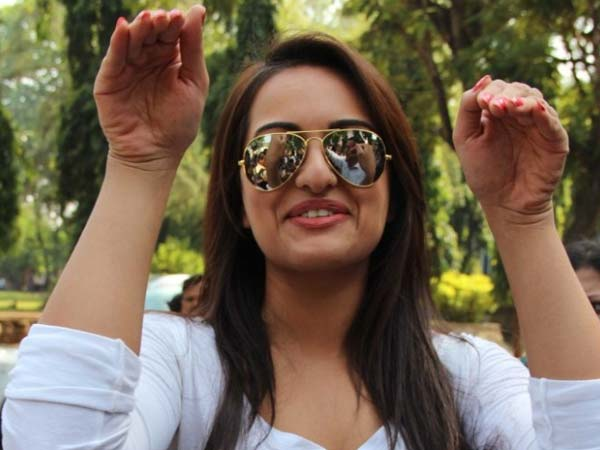 Sonakshi is not fat says her brother Luv Sinha