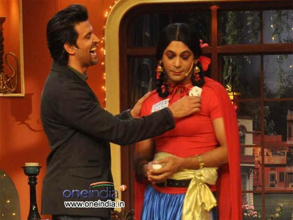 Comedy Nights with Kapil': Kapil Sharma breaks his silence on Gutthi