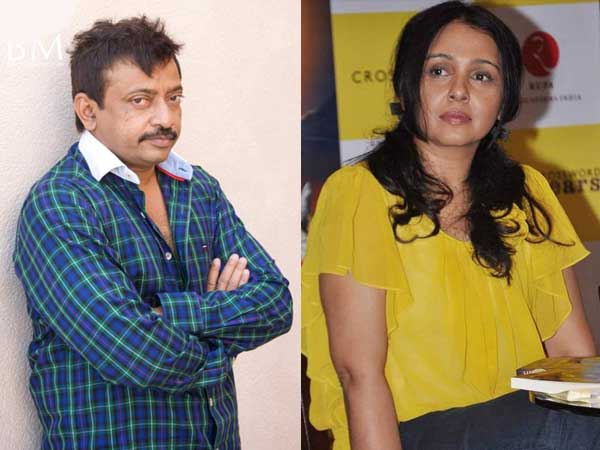 Suchira Krishnamoorti says Ram Gopal Verma uses women for sex