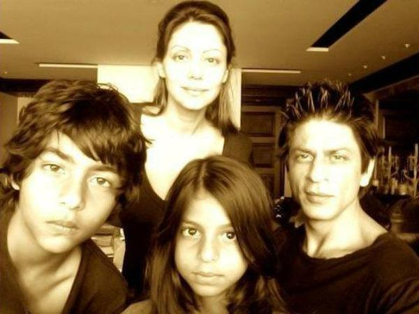 Son to play football for Manchester and daughter become an actress said Shahrukh Khan