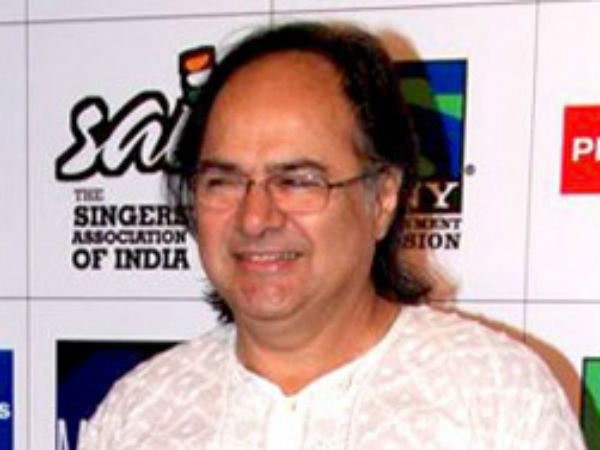 Happy time to be in films: Farooque Sheikh