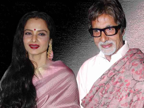 Rekha paired opposite Amitabh Bachchan in Aditya Chopra's next!