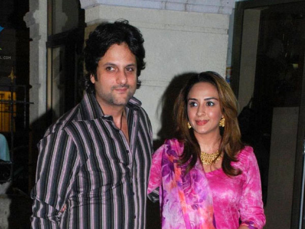 Fardeen Khan's Wife Delivers A Baby Girl!