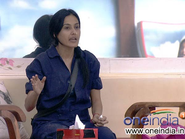 Kamya happy that she was not the part of Bigg Boss house politics