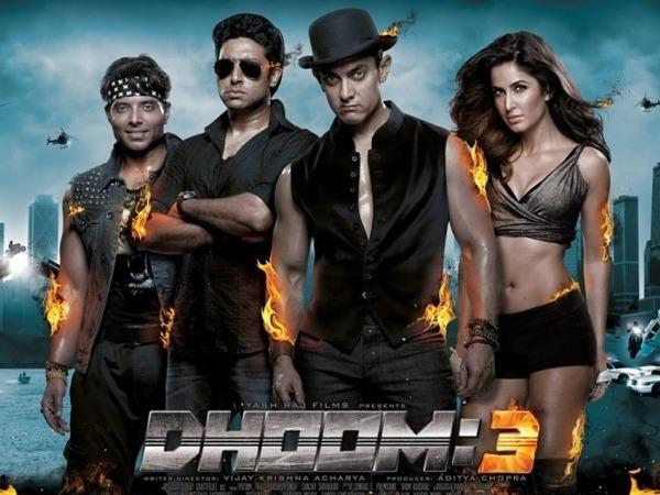 Sky high expectations from 'Dhoom 3' said Abhishek Bachchan