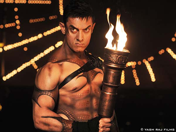 Aamir Khan followed strict diet for Dhoom 3
