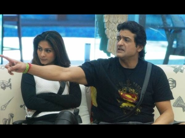Armaan Kohli returns to Bigg Boss 7 house after getting bail