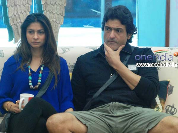 Armaan got bail, back to Bigg Boss and said he loves Tanisha