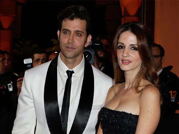 Sussanne Roshan happy without Hrithik Roshan