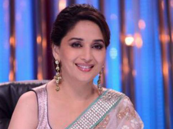 Myth that married women don't get film roles: Madhuri Dixit