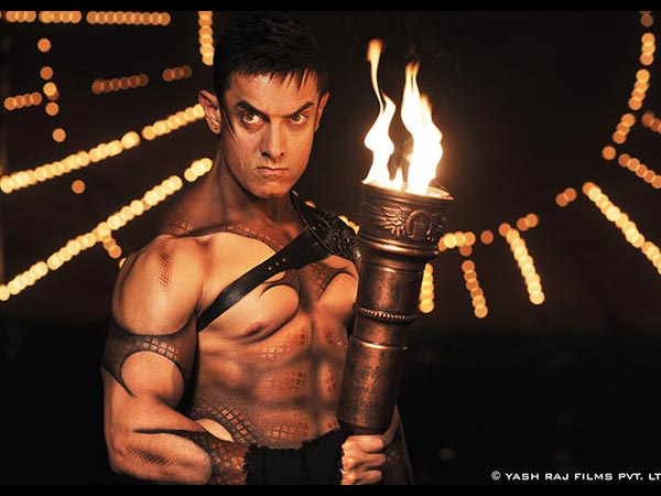 Aamir Khan's Dhoom 3 Set To Break Chennai Express, Krrish 3 Records