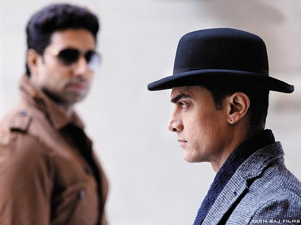 Dhoom 3 breaks all the box office records, collected 35 crore first day