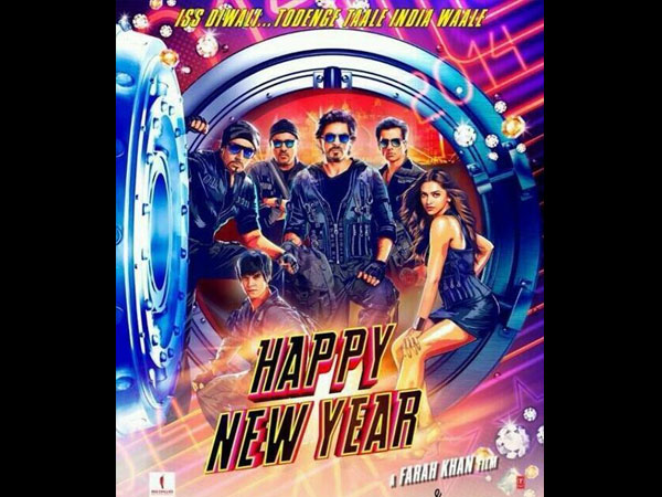 Shahukh Khan's Happy New Year to release this Diwali