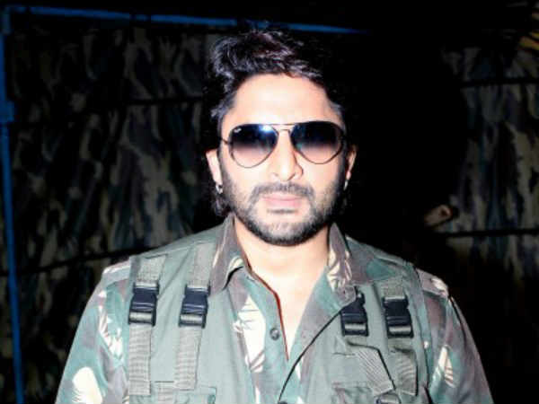 Arshad Warsi wants to work in Munna Bhai's movie series
