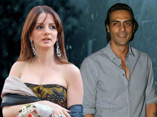 Have Arjun and Mehr Rampal distanced themselves from Sussanne?