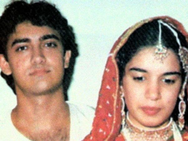 Divorce can't my break my bond with Reena and I love her said Aamir Khan
