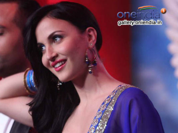 We have Elli Avram in mind: Salman Khan