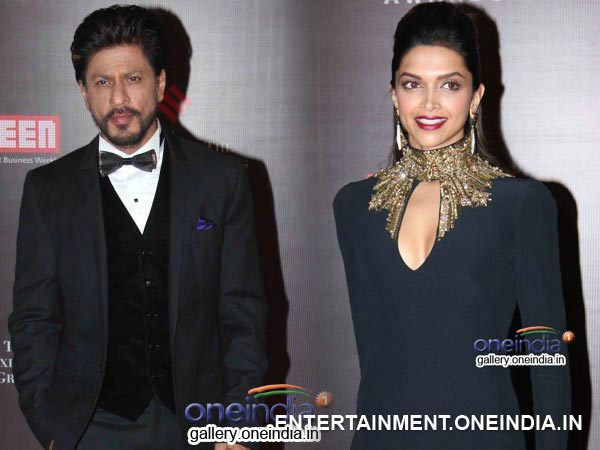 Shahrukh Khan, Deepika win best actor trophies at Screen awards, Fans Happy