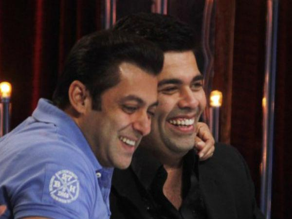 Karan Johar to direct again by year-end with Salman Khan?
