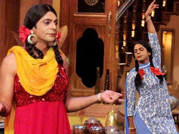 Sunil Grover's new comedy show titled as 'Mad in India'