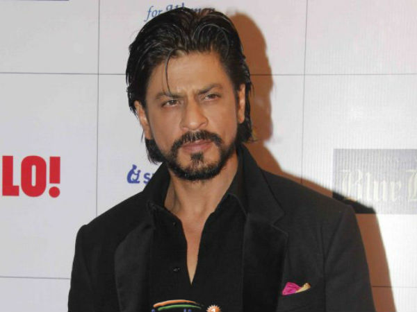 Shahrukh Khan suffers minor injury while shooting for 'Happy New Year'