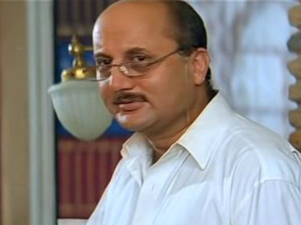 Veteran actor Anupam Kher is all set to star in filmmaker Sooraj Barjatya's next directorial venture 'Bade Bhaiya'. Salman Khan is playing lead role in this film.