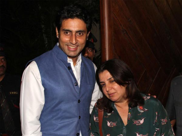 Abhishek Bachchan kept birthday party for Bollywood friends