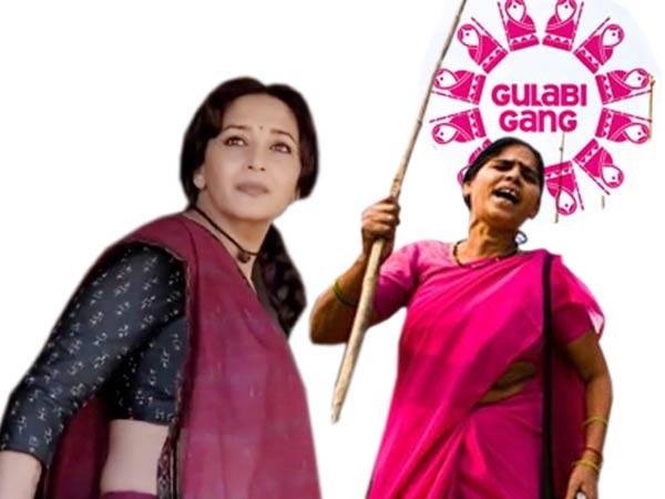 Gulaab Gang is the Story of Dirty Politics and Women's Right