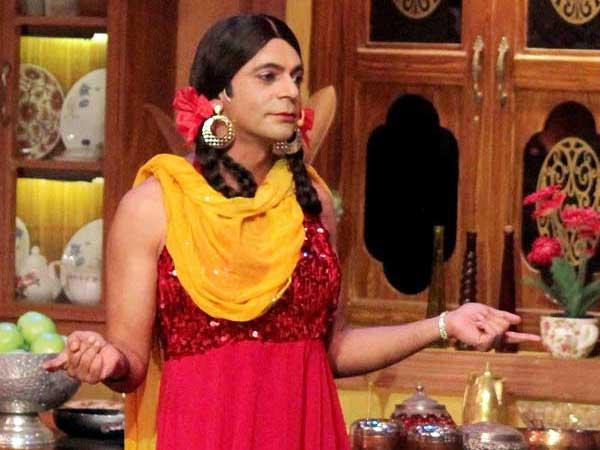 Baba Ramdev And Sachin Tendulkar on Sunil Grover's show Mad In India