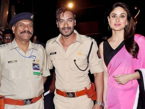 Rohit Shetty changed the script of Singham 2 for Kareena