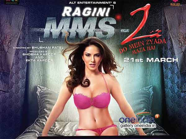 No Difference between Ragini MMS 2 and Adult Films