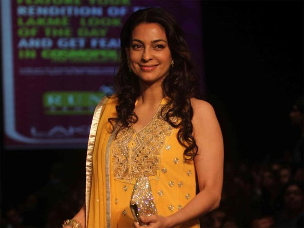 Juhi Chawla want to share screen with Salman Khan