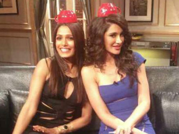 Koffee with Karan 4: Freida Pinto & Nargis Fakhri Get Dirty on the Show