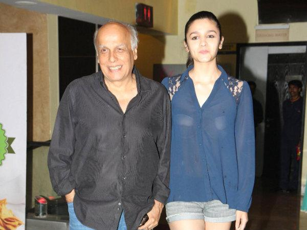 Mahesh Bhatt is clean-bowled by his youngest daughter Alia Bhatt's performance in Imtiaz Ali's Highway