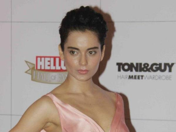Kangana Ranaut going absolute stripped with no makeup look for the film Queen