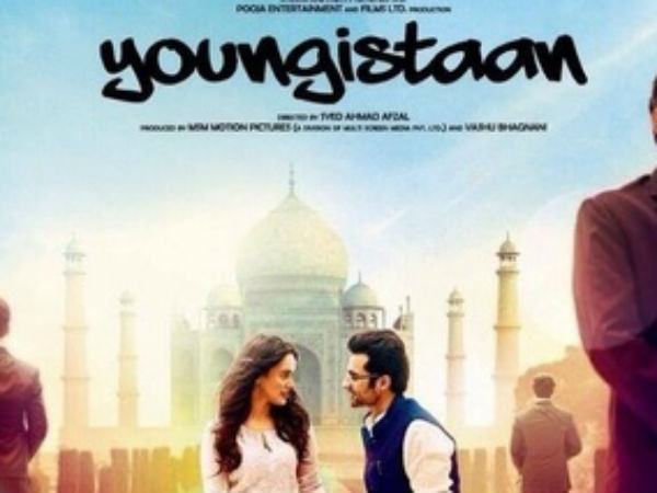 Youngistaan is big challenge for Jackky bhagnani and Neha Sharma