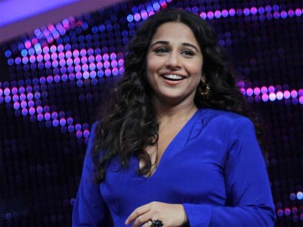 I finally Learnt to not to lose myself said Vidya Balan.