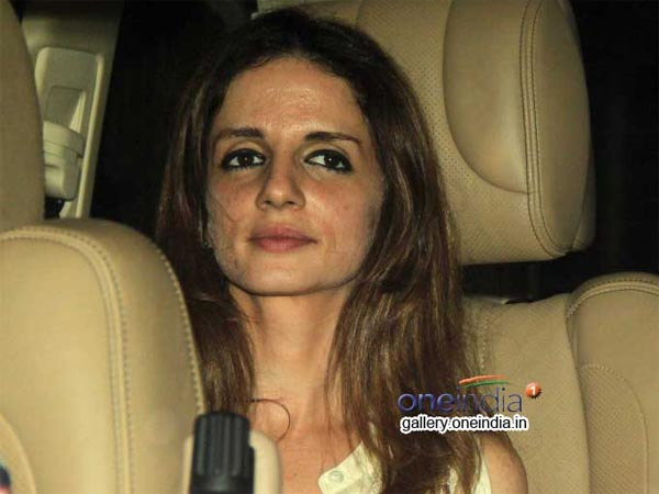 Sussanne Roshan changed her Tattoo after her separation from Hrithik Roshan
