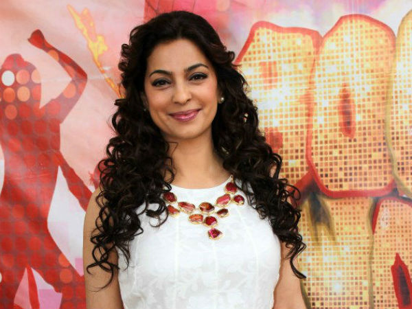 I'm loving the hate: Juhi Chawla