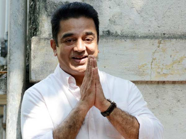 Selling Your Vote Is Like Selling Your Self Respect: Kamal Hassan