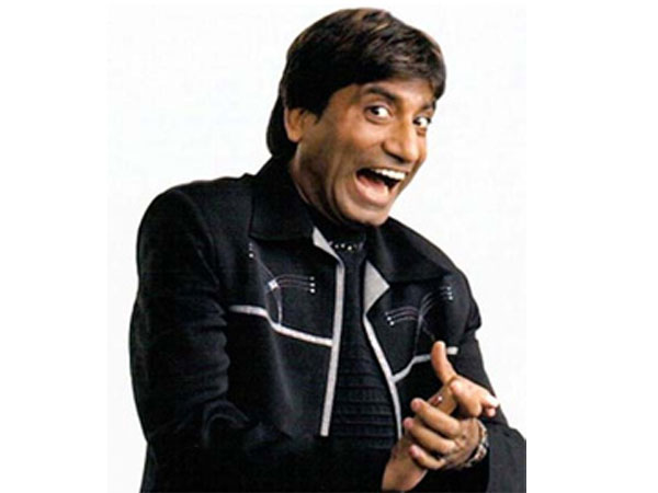 Raju Srivastava in Comedy Nights with Kapil show as second lead