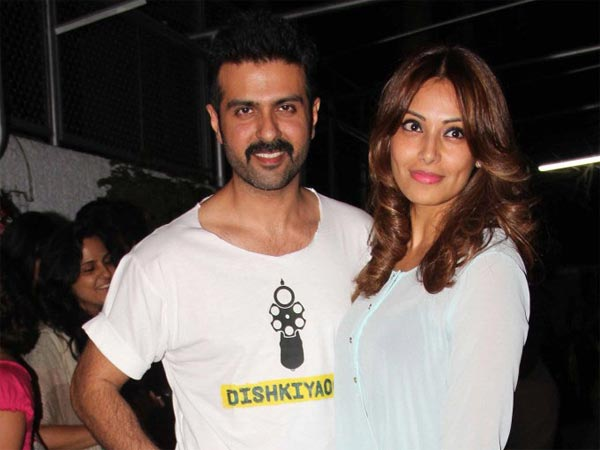 Harman and Bipasha also gets insecure sometimes
