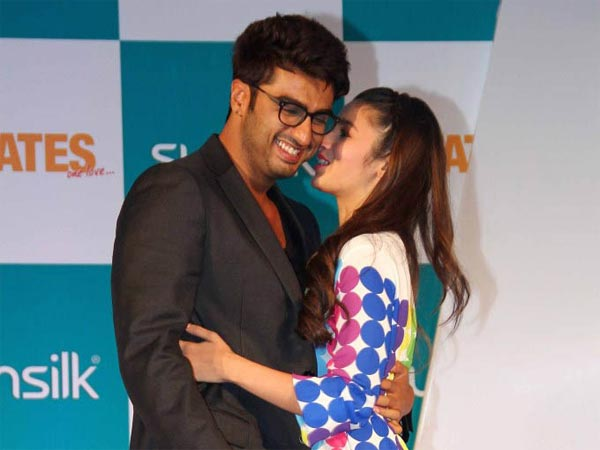 Alia Bhatt and Arjun Kapoor to announce their love after 2 states release